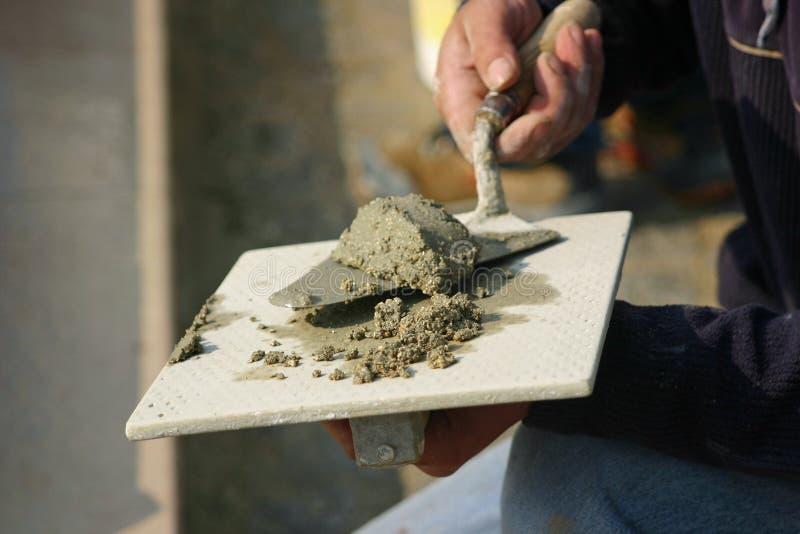 каменщик стоковое изображение