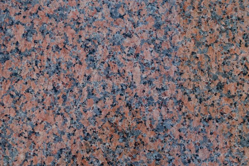 Камень Брайна естественный с серыми и черными пылинками стоковое изображение rf
