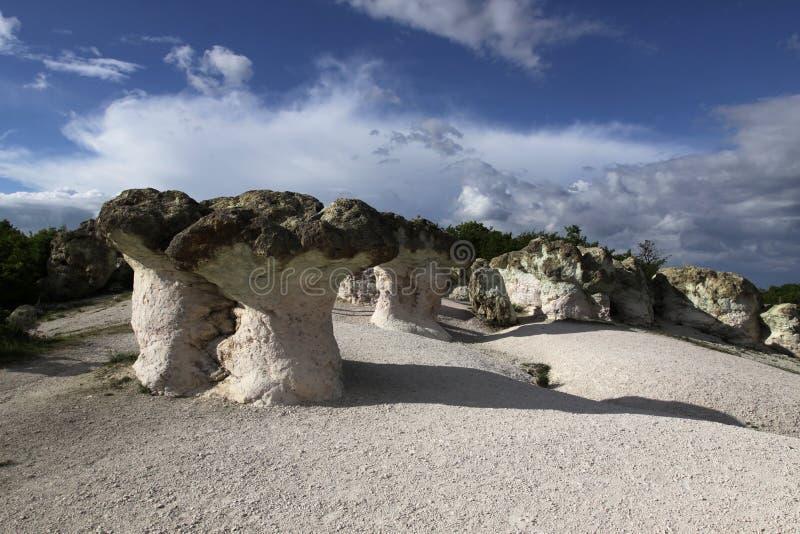 Камень величает естественное явление стоковая фотография