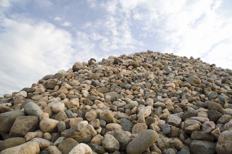 камень вороха стоковая фотография rf