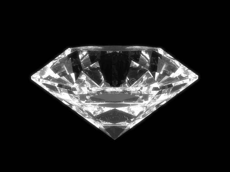 Камень диаманта стоковые фотографии rf