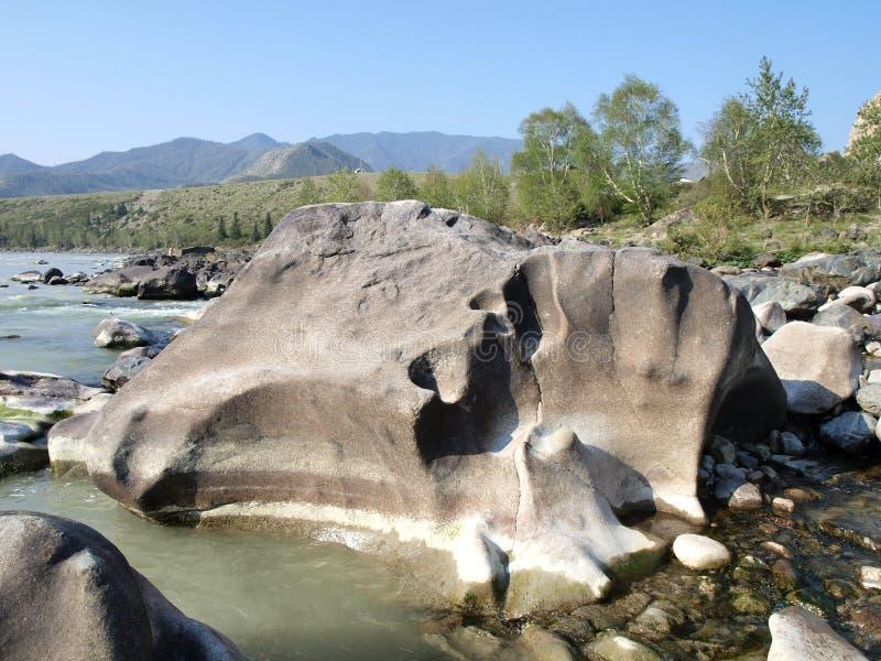 Камень залеми стоковое изображение rf