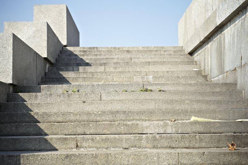 камень лестниц стоковые изображения