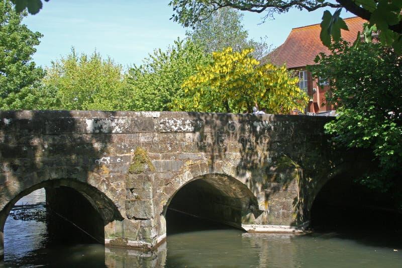 камень моста стоковое фото