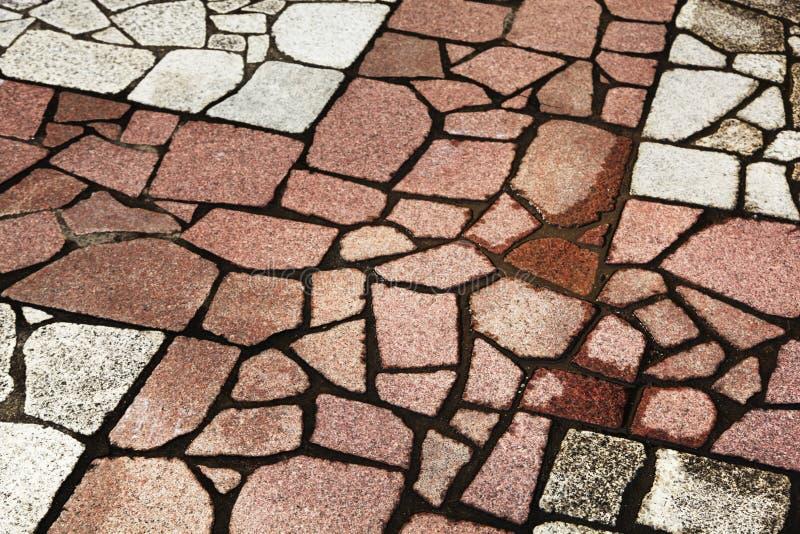 камень пола скачками форменный стоковая фотография