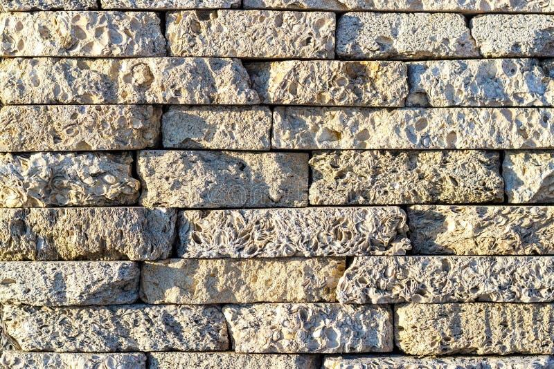 камень предпосылки детальный реальный очень Текстура предпосылки стены камня и мрамора стоковая фотография