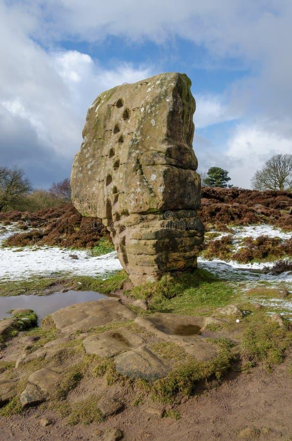 Камень пробочки на Stanton причаливает стоковые фото