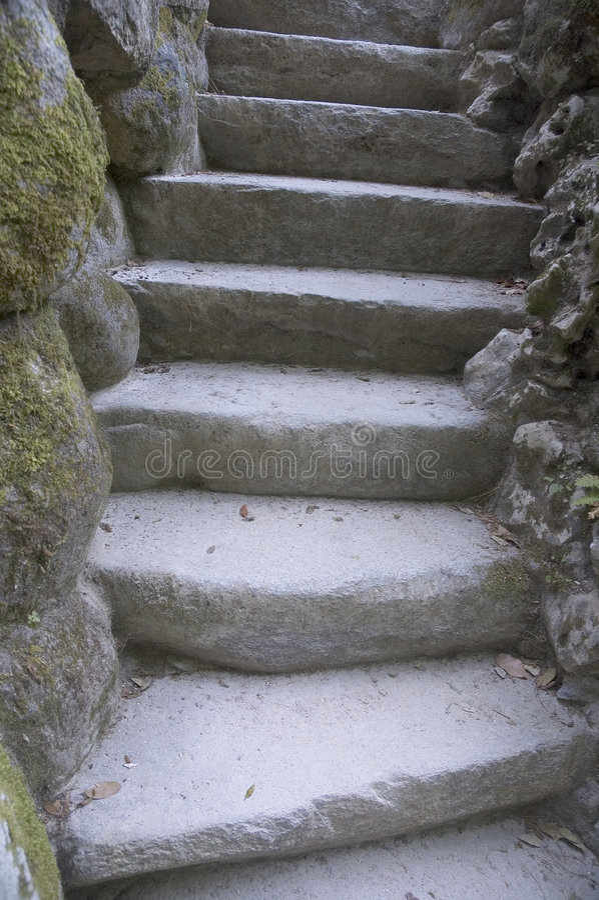 камень шагов стоковое фото rf