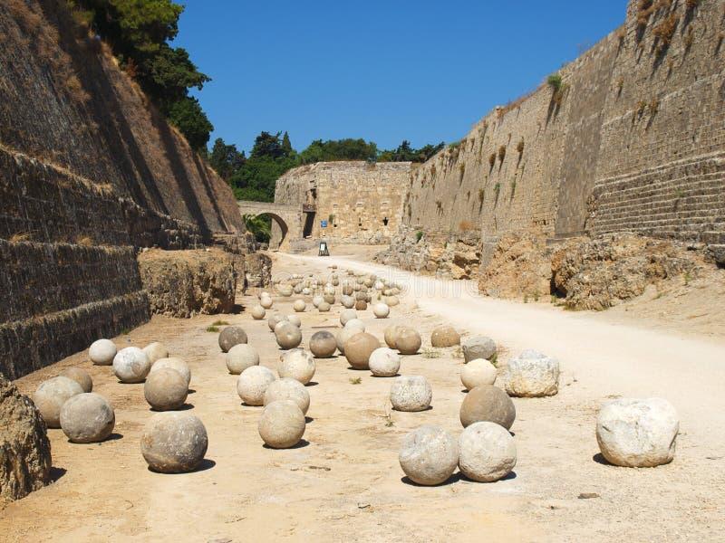 камень шариков стоковое фото rf