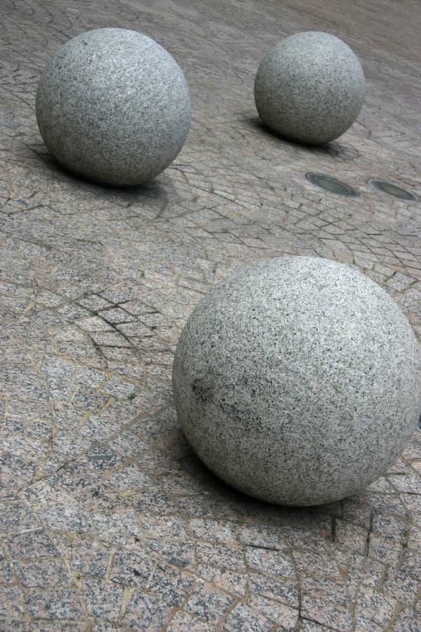 камень шариков стоковое фото