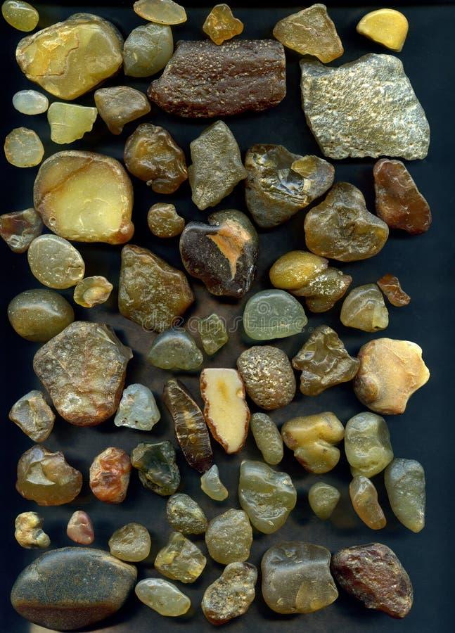 камень chalcedony стоковое изображение