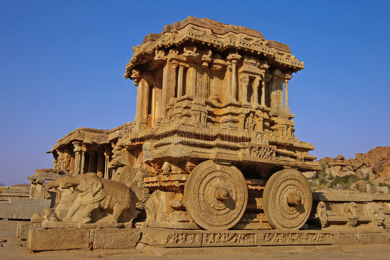 камень chariot стоковое фото rf