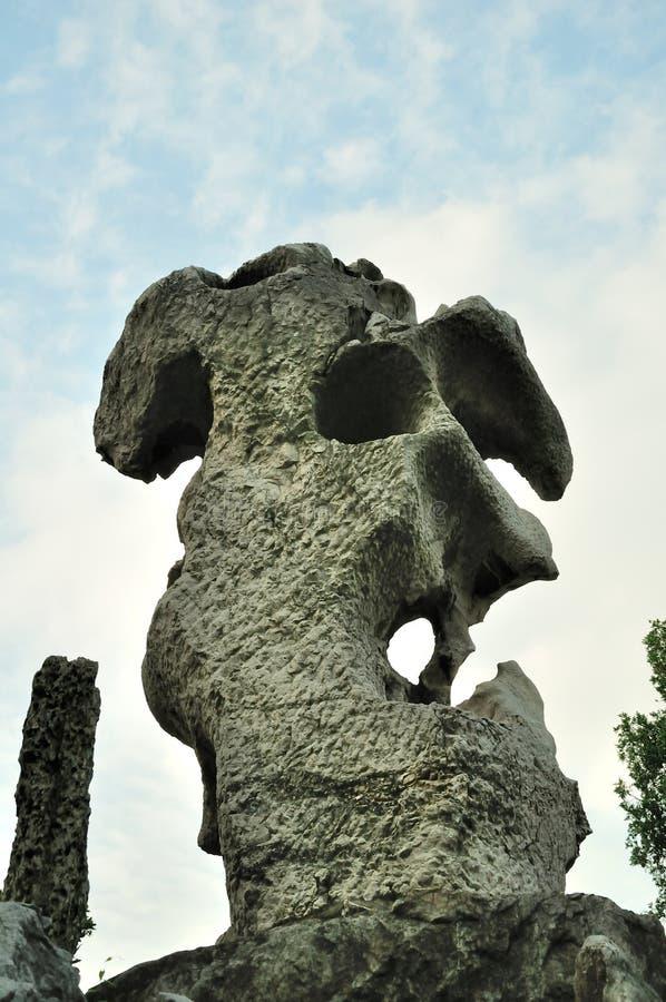 Камень Rockery стоковые фото