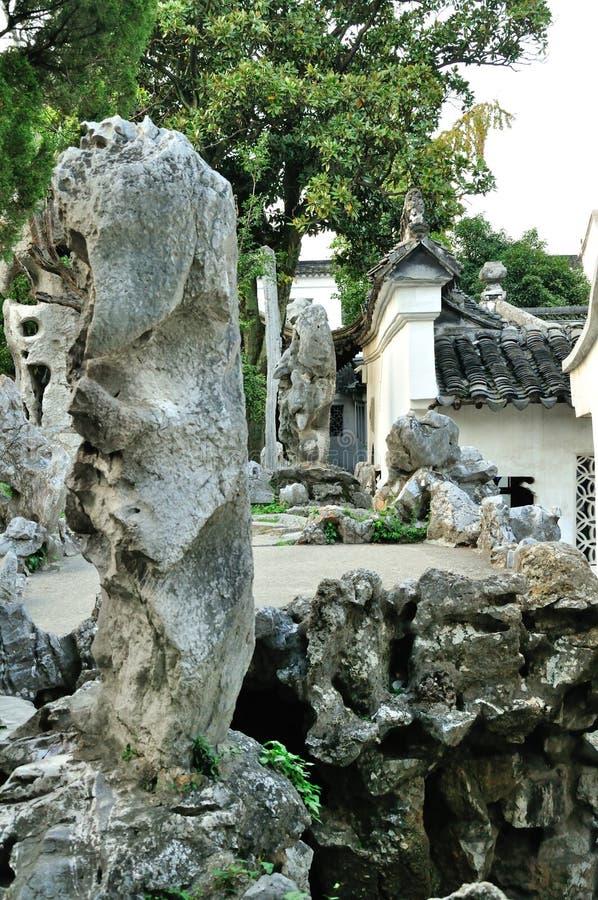 Камень Rockery стоковые изображения