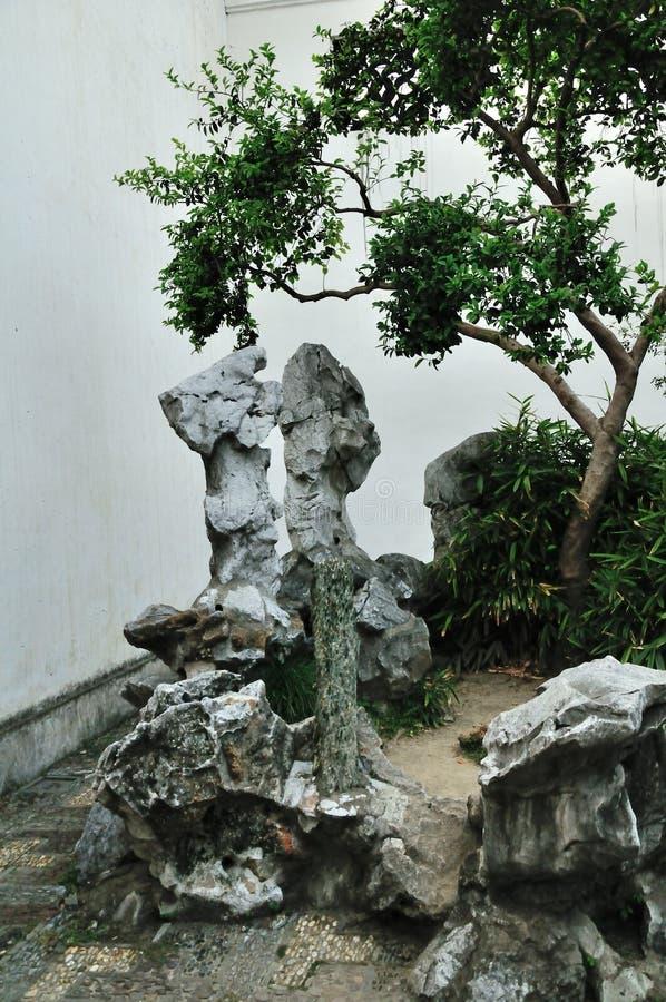 Камень Rockery стоковое фото