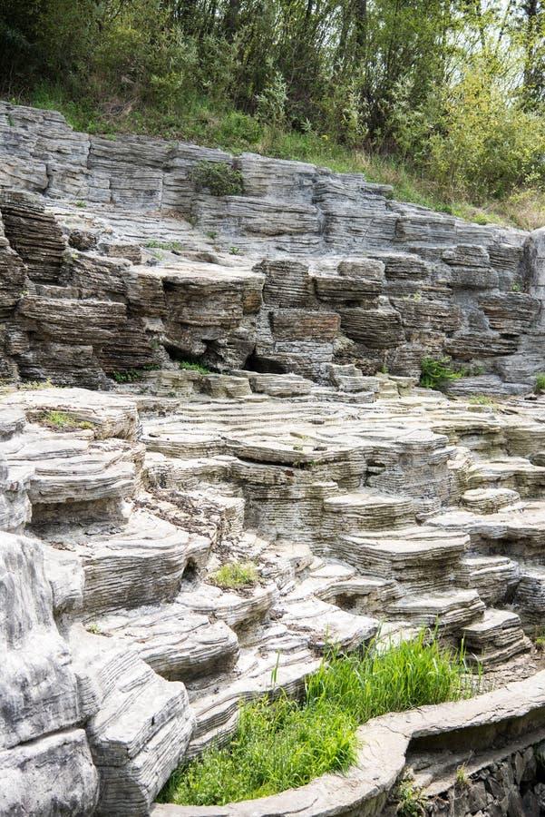 Камень Rockery стоковые фотографии rf