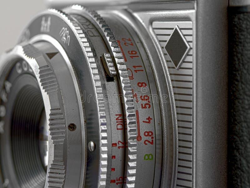 Камера дальномера от 1960 стоковые изображения rf