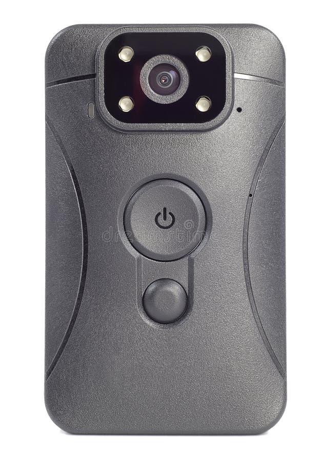 Камера вид спереди тела стоковое изображение