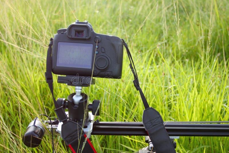 Камера на треноге стоковые изображения