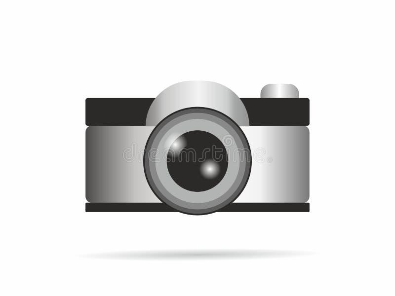 Камера логотипа стоковые изображения