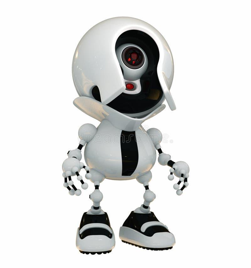 камера робототехническая иллюстрация штока