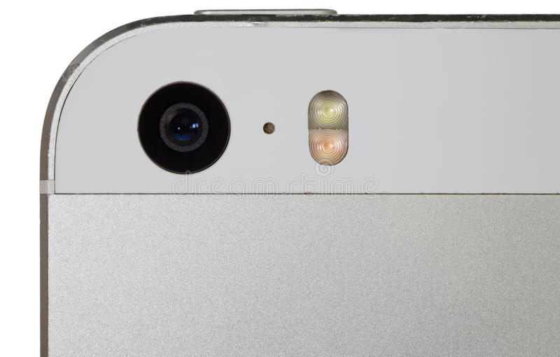 Камера телефона стоковая фотография rf