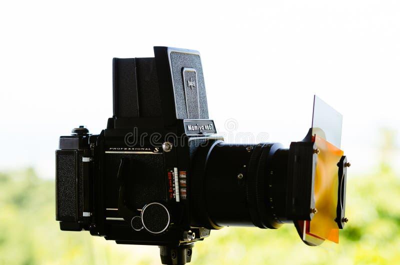 Камера фильма стоковая фотография
