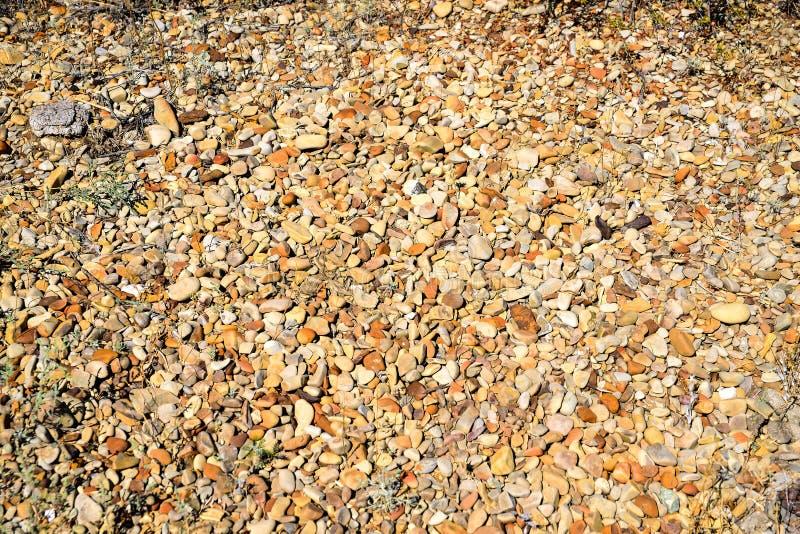 Камешки моря стоковые изображения rf