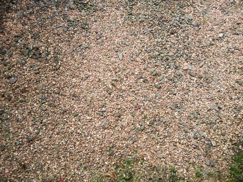 Камешки утеса стоковая фотография rf