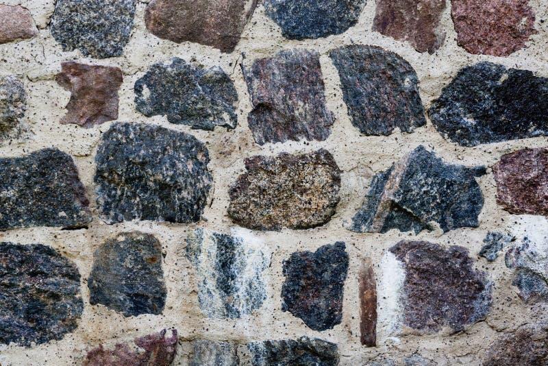 Камни вымостили дорогу стоковые фотографии rf