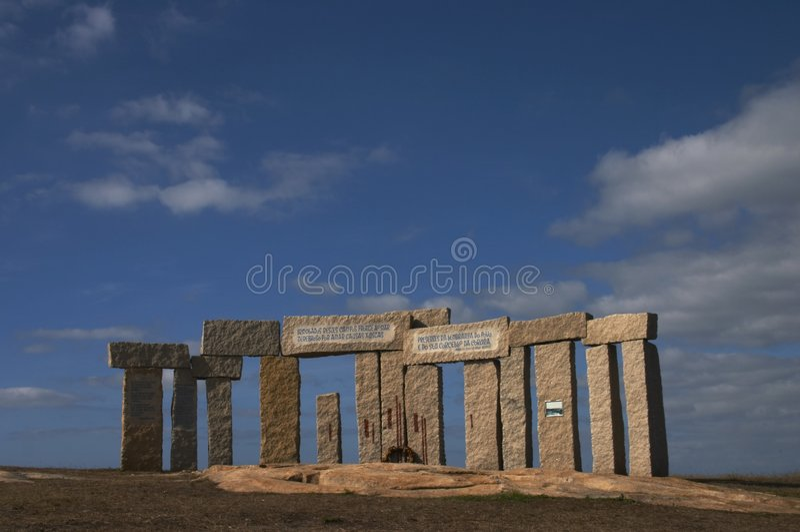 камни Галиции стоковое изображение rf