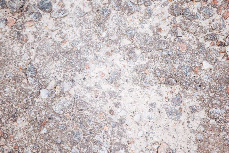 Камни гравия текстурируют предпосылку Земная каменная предпосылка щебня много небольших камней стоковое фото