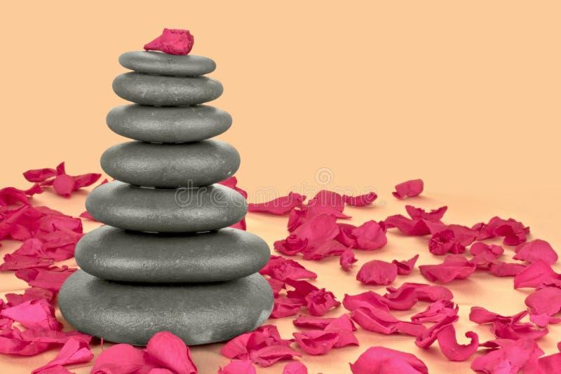 Камни камушка Стоковая Фотография