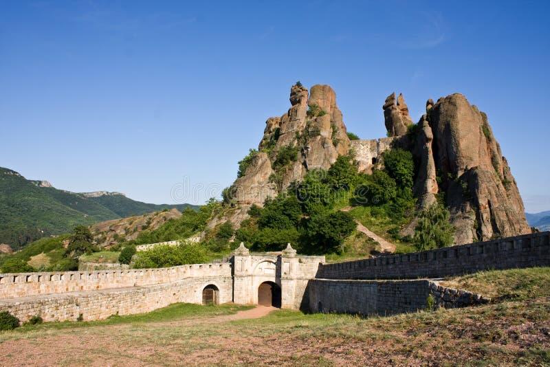 камни belogradchik стоковые изображения rf