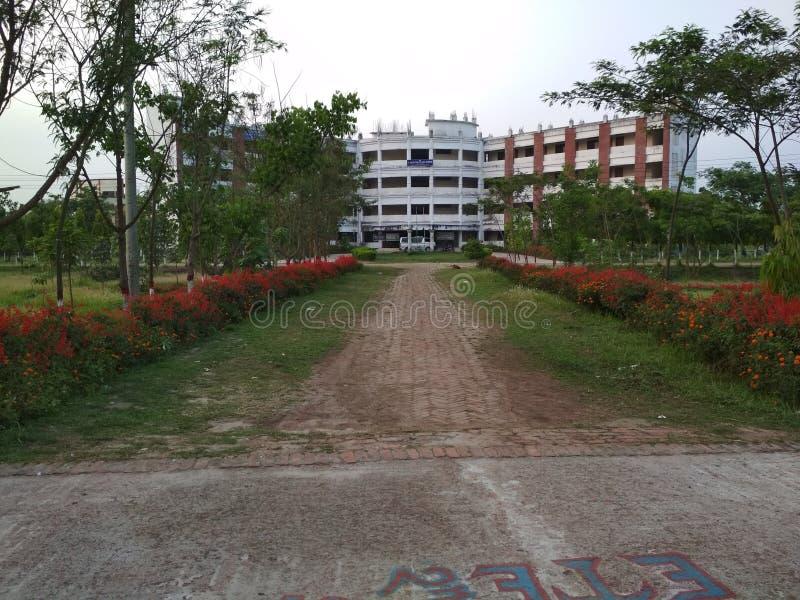 Кампус BRUR стоковая фотография