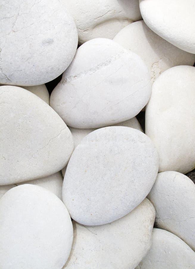 камушки белые стоковые изображения