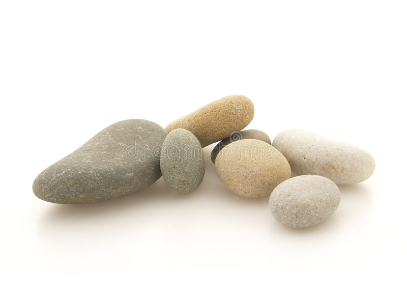 камушки стоковое фото