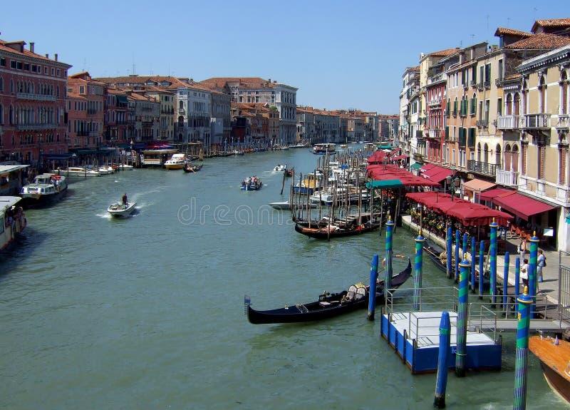 канал большая Италия venice стоковое фото rf