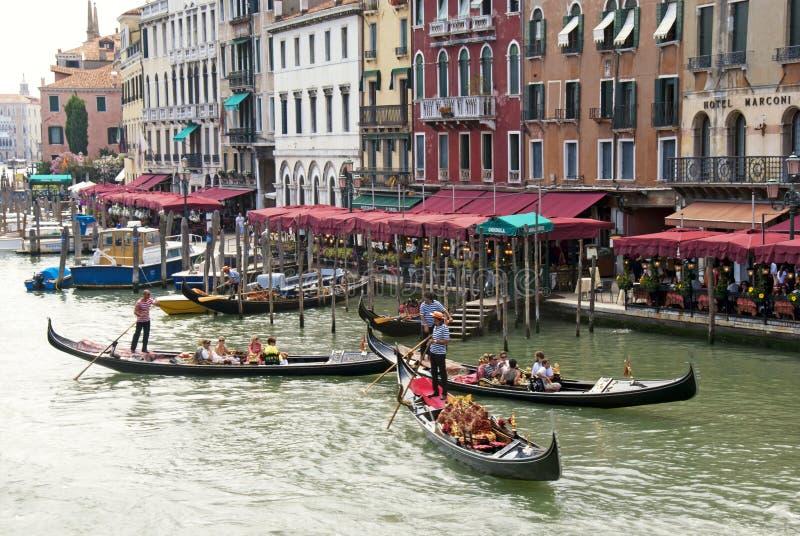 канал большая Италия venice стоковое фото