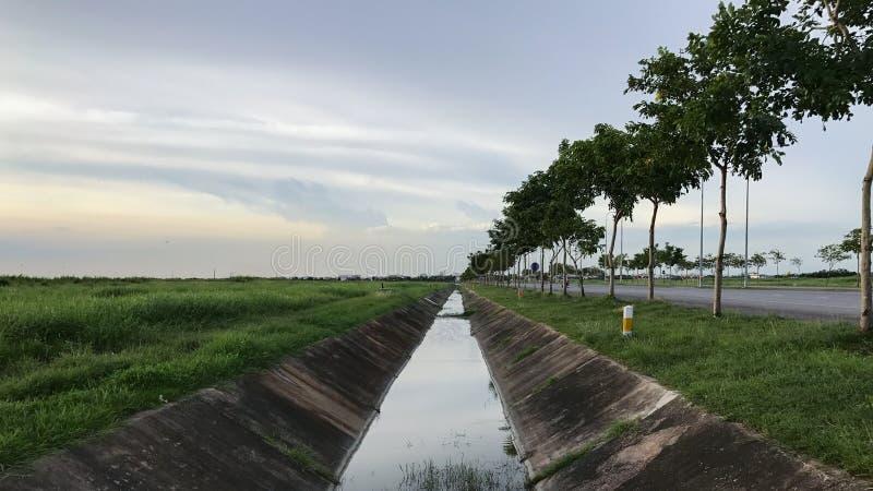 канал стоковое изображение rf