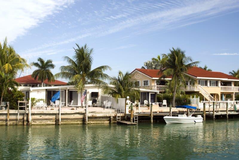 канал florida пользуется ключом место стоковое изображение