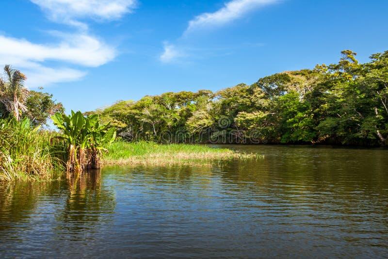 Канал Pangalanes стоковое фото rf