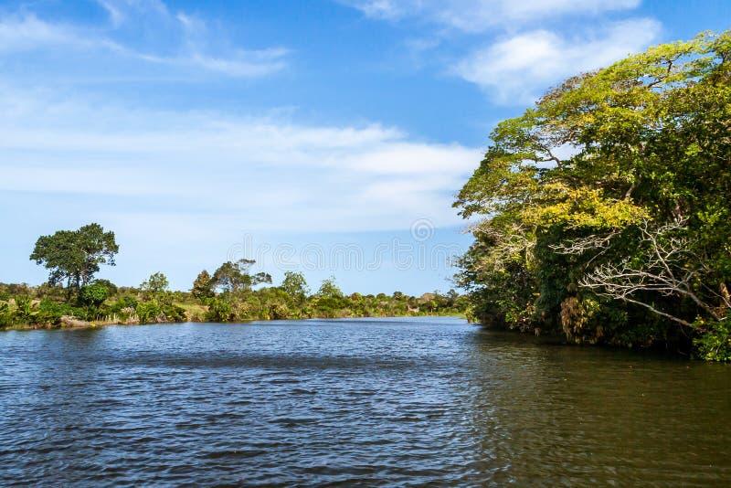 Канал Pangalanes стоковое фото