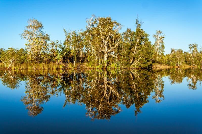 Канал Pangalanes стоковое изображение
