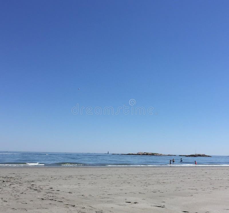 Каникулы пляжа лета стоковое изображение