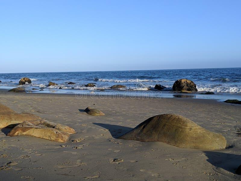 Каникулы Санта-Барбара стоковая фотография rf