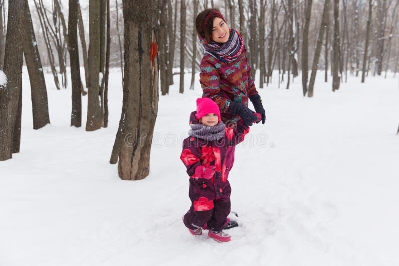 Каникулы мамы и дочери стоковое фото