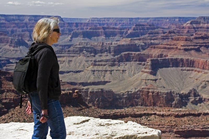 каньон Аризоны грандиозный стоковая фотография