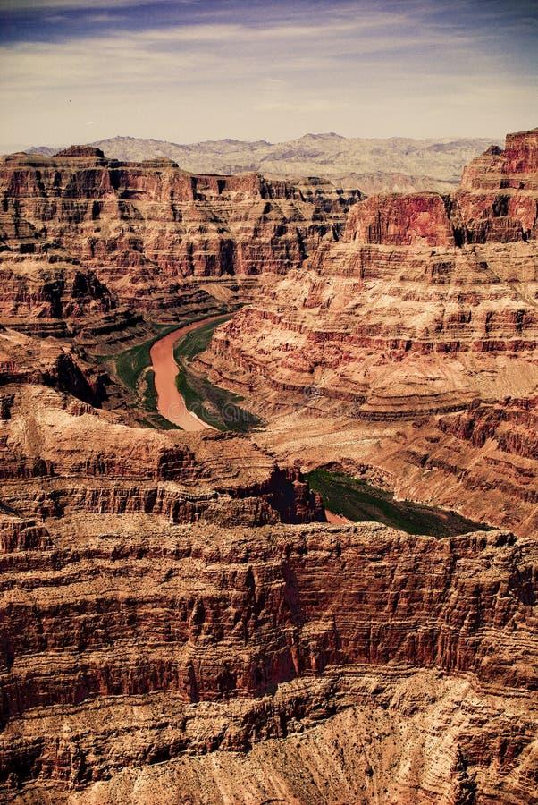каньон грандиозный стоковое фото rf