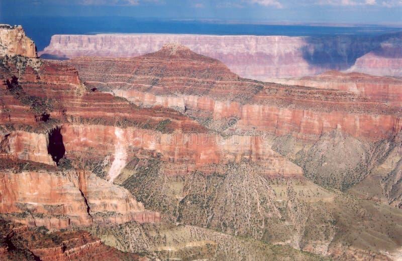 каньон 4 грандиозный стоковые изображения